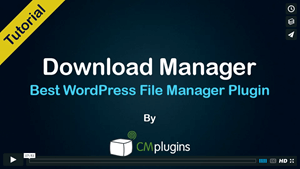 CM Download Manager Tutorial