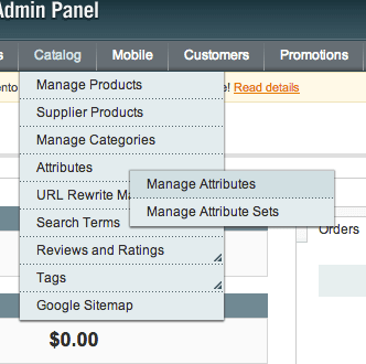 Adding new form elements to products is supported by the Magento extension